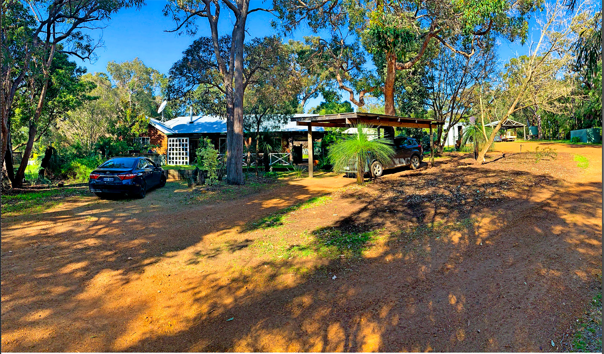 YALLINGUP – THE VALLEY OF THE GIANTS  – 86 TILLY ROAD YALLINGUP, WESTERN AUSTRALIA 6282